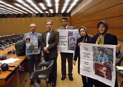 مصاحبه با ثریا عبدالهی فعال در راه آزادی اسرای ایرانی در قلعه الموتی رجوی