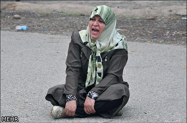 گفتگوی خبرنگار مهر با ثریا عبداللهی را در کمپ آزادی می خوانید.