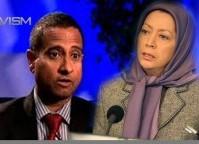 """""""احمد شهید"""" و """"مریم رجوی"""" در همایش به اصطلاح حقوق بشری کانادا با موضوع ایران!"""