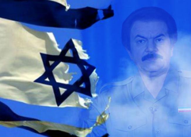 مسعود رجوی در خانه های مجلل شهرک های اطراف تل آویو