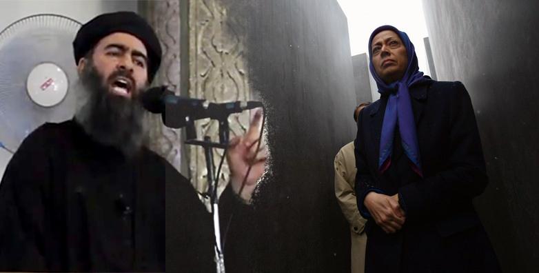 گروهک رجوی حمایت مالیوجنگی داعش را به عهده دارد