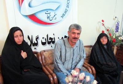 ای کاش منصورم نیز به ایران می آمد!!