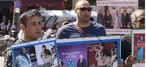گزارش انجمن ایران ستارگان از آکسیون و گردهمایی ایرانیان و انجمنها و فعالان حقوق بشری در پاریس