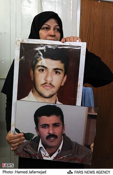 نامه ی یکی از خانواده های اسیر فرقه ی رجوی به گزارش گر حقوق بشر: