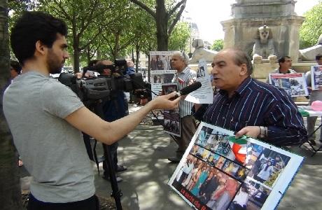 بازهم دروغسازی واطلاعات تراشی فرقۀ رجوی بعد از حادثه!!