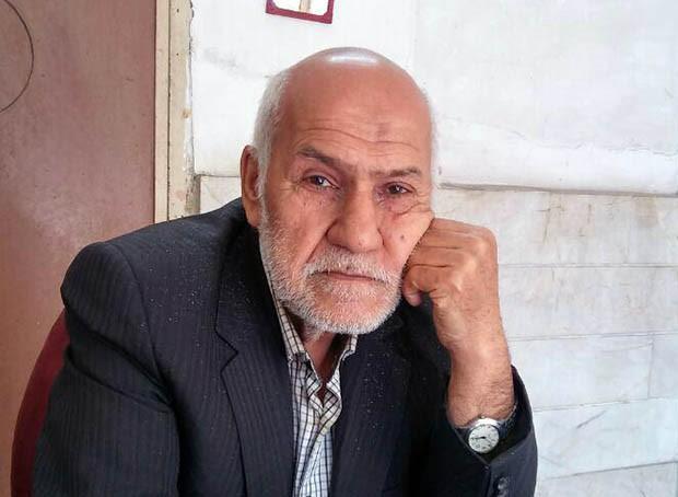 پدر چشم انتظار «فرشته محمدی زاده»: لعنت خدا به مسعود و مریم رجوی باد