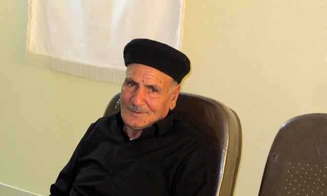 ولی اله گل ریزان، پدر یکی از اسیران فرقه رجوی: فرزندم، خودت را نجات بده و دل ما را شاد کن