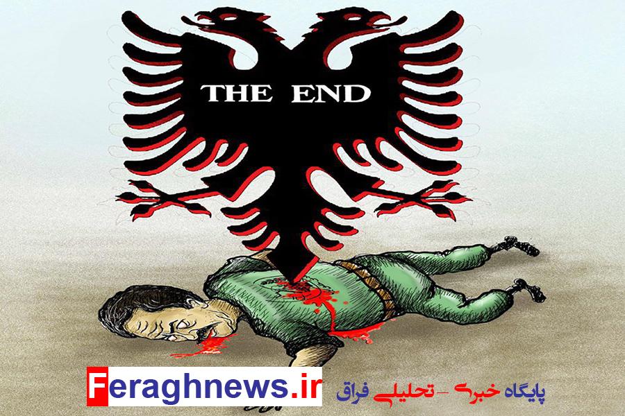 چهار دهه بردهداری و بحران نیروهای مسألهدار / فرقه رجوی؛ تکه یخی که در آلبانی ذوب میشود