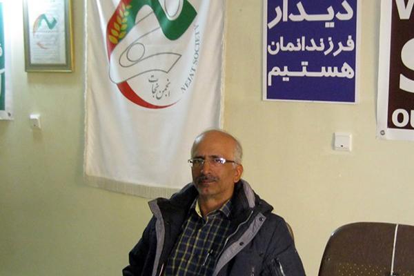 حسین مملوکی، برادر چشم انتظار یکی از اسیران فرقه رجوی: روزشماری می کنم که شاید با من تماس بگیری