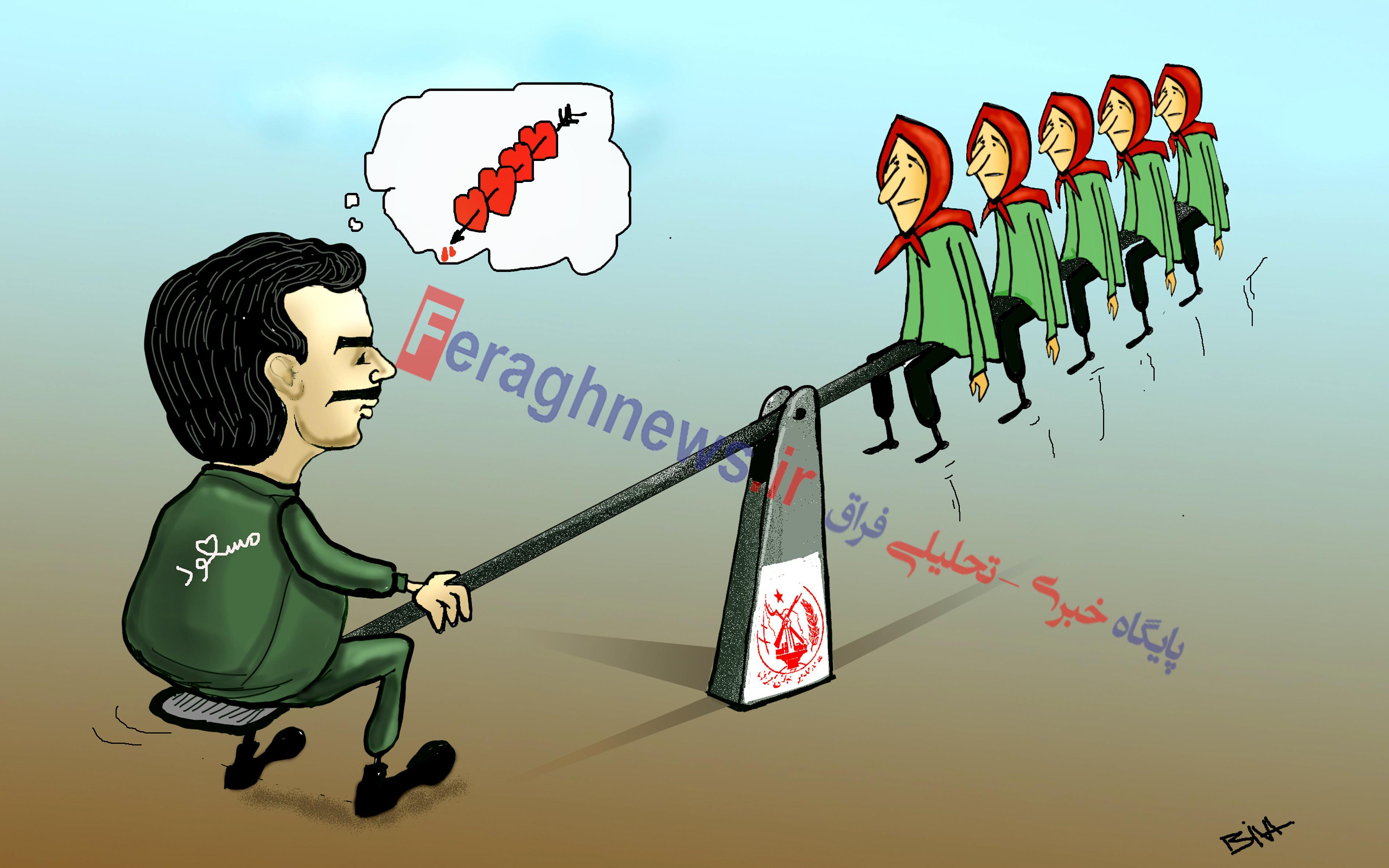 «انقلاب ایدئولوژیک» قوی ترین اهرم برای تفتیش اعضای مفلوک
