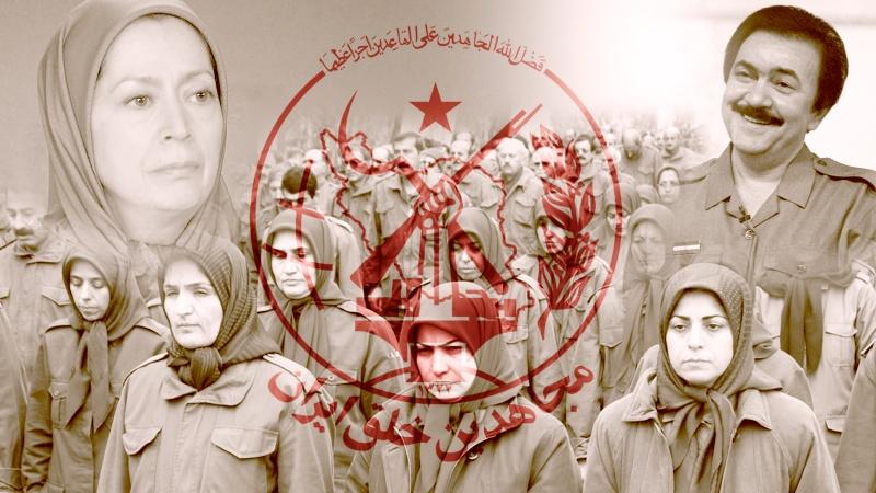 عقب ماندگی تاریخی ایادی فرقه رجوی