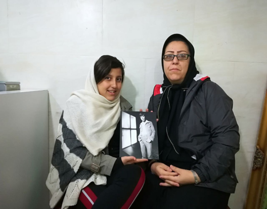 دل نوشته حمیده حاجی آغاسی، خواهر دل سوز یکی از اسیران فرقه رجوی