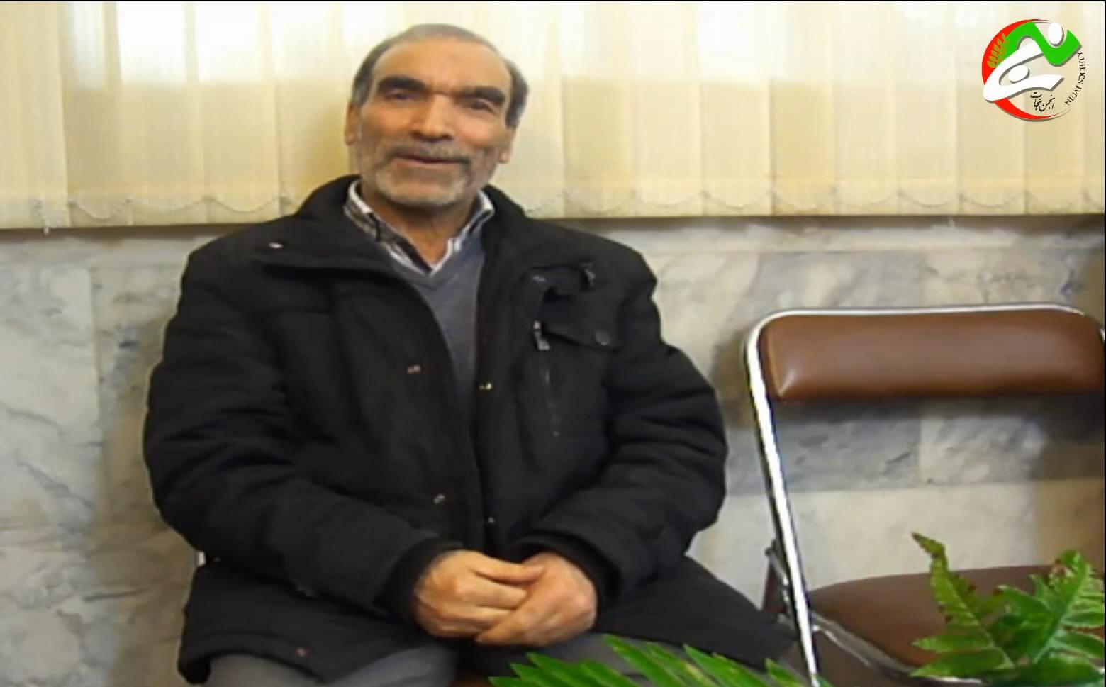 برادر چشم انتظارِ حمید طاهری: خواهش می کنم به هرطریق خودت را آزاد کن + فیلم