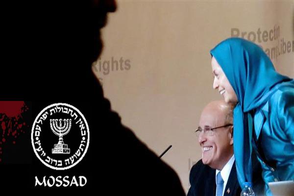 مریم رجوی به آغوش «نتانیاهو» پناه برد / ارتباط مستقیم منافقین و سازمان اطلاعاتی اسرائیل تایید شد / باز هم پای «جولیانی» در میان است