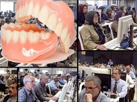 نگاهی طنز به عملیات هشتگسازان / خواهر مبارز دندانهای مصنوعیات را از روی کیبورد بردار! / برادر شهرام! لطفا برادر چنگیز را بیدار کن