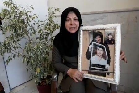 پیام ویدئویی ثریا عبداللهی، مادر فداکار و چشم انتظار یکی از اسیران فرقه رجوی به فرزند خود