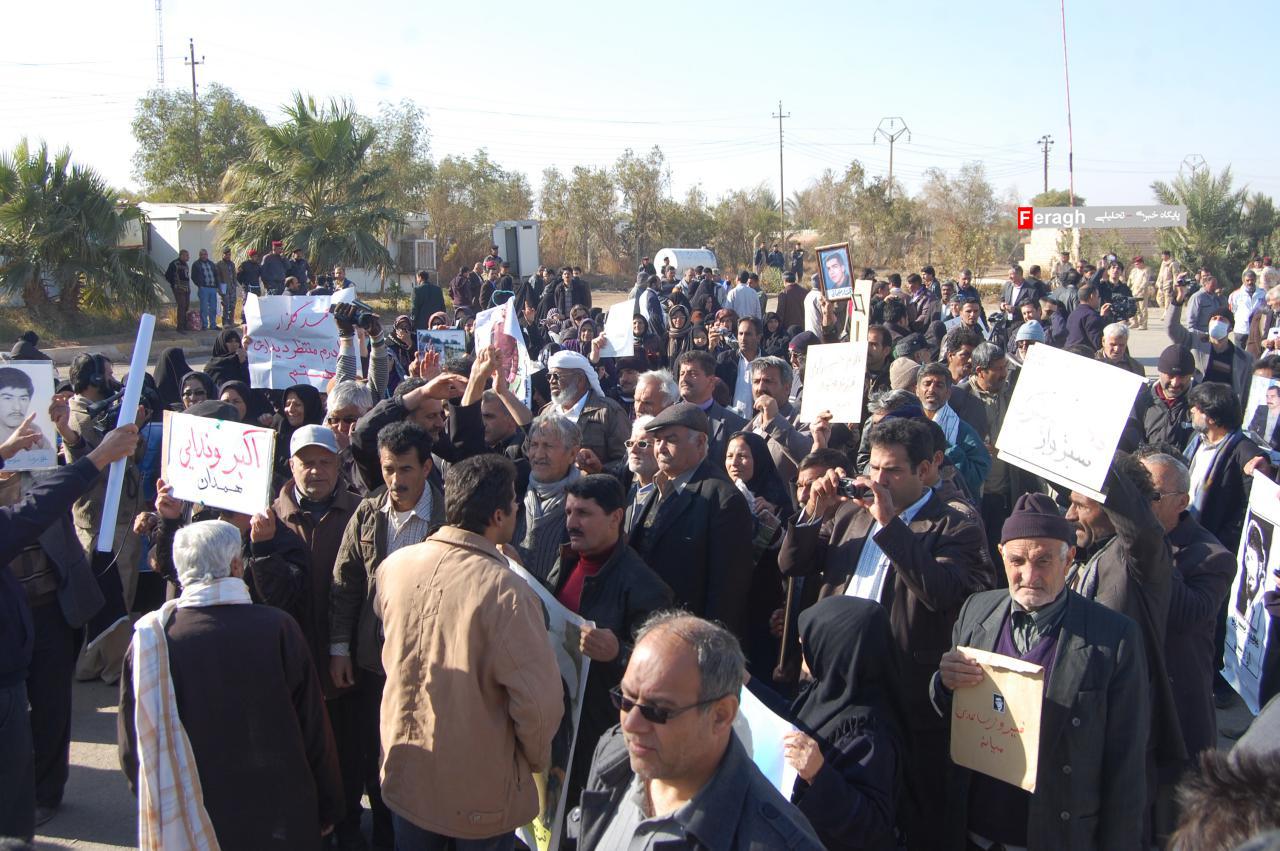 خانواده های اسیران فرقه رجوی خواستار ملاقات با نظارت نمایندگان سازمان ملل هستند