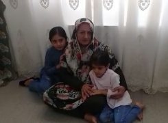 پیام ویدئویی فریده پرورش به برادر اسیر خود در فرقه رجوی