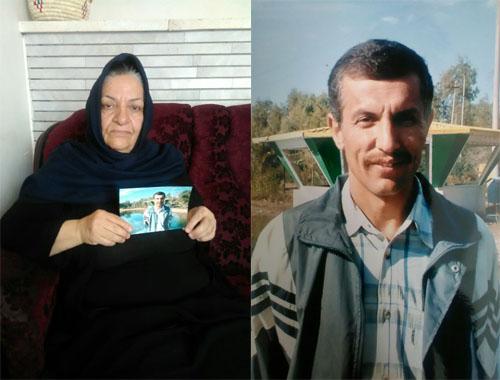 پیام مادر چشم انتظار «علی فاتحی»: چشمم به در است تا بیایی