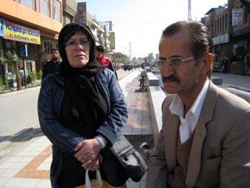 پدر و مادر «سهیل ختار» به خونخواهی از فرقه رجوی قیام کردند