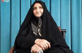 مرحمت ابوالفتحی، مادر فداکار و باغیرت برات ربیعی: لحظهای از فکرم بیرون نرفتی / همیشه چشمم به راهت است