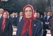 افشاگری: وقتی مسعود رجوی با شعبده بازی، مژگان پارسایی را مسئول اول کرد