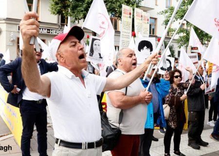 بازار گرمی فرقه رجوی در سوئد /  دادخواهی جداشدهها رجوی را از سوراخ موش بیرون خواهد کشید