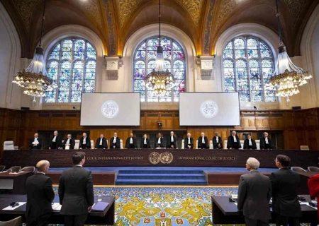 ترس و وحشت فرقه رجوی از روند دادگاه بینالمللی لاهه