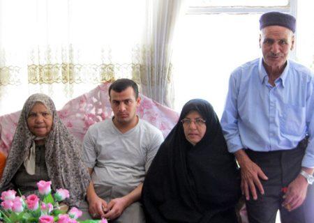 خواهران چشم انتظار «عباس گل ریزان»: دلمان روشن است که خودت را نجات میدهی
