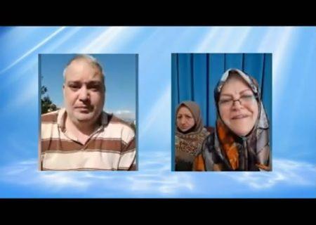 خانوادههای اسیران از شادمانی جداشدهها در آلبانی لذت میبرند + فیلم