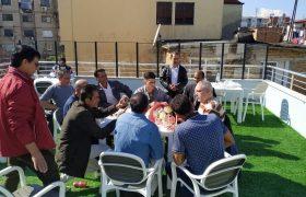 برگزاری جشن آزادی «احسان بیدی» با مشارکت خانوادههای چشم انتظار / پیروزی بزرگ در مقابل دسیسه فرقه رجوی در آلبانی