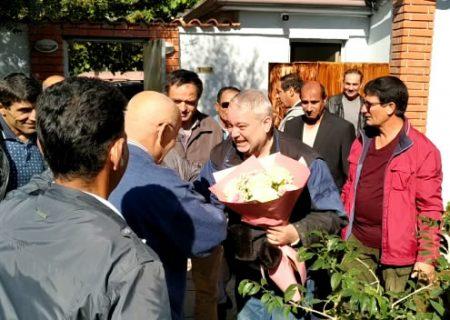 پیام تبریک مریم سنجابی به مناسبت آزادی «احسان بیدی» / ما جداشدگان تا توان داریم به افشای جنایات رجوی خواهیم پرداخت